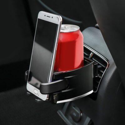2 in 1 Auto Handy- und Getränkehalter